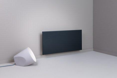 ADAX NEO WIFI H20 2000W  gyöngyház fekete fűtőpanel