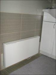 ADAX VPS 1008KEM 800W fürdőszobai fűtőpanel