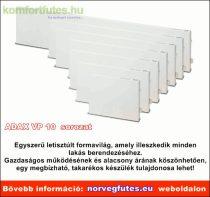 ADAX VP1020 KETP 2000W elektronikus termosztát, tartólábbal