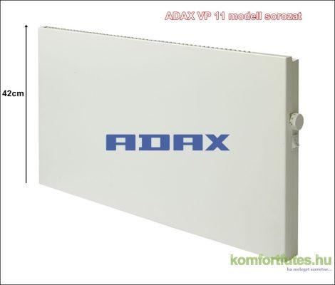 ADAX VP1125 KET 2500W programozható termosztát