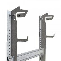 ADAX fali konzol 1014/1020KETP készülékhez