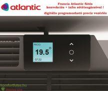 Atlantic Solius LCD 1500W infra + konvekciós