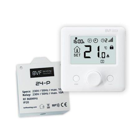 BVF 24-FP – RF termosztát BVF infrapanel vezérléséhez