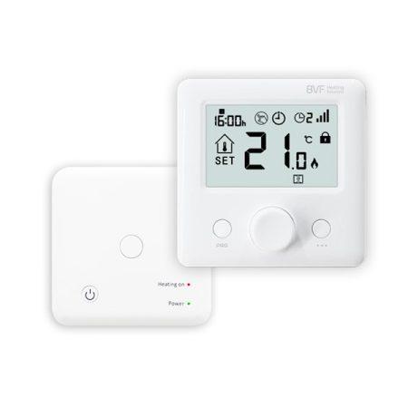 BVF 24-FX – RF termosztát + Padlószenzor 3m