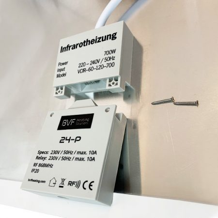 BVF 24-P bvf infrapanel adapter