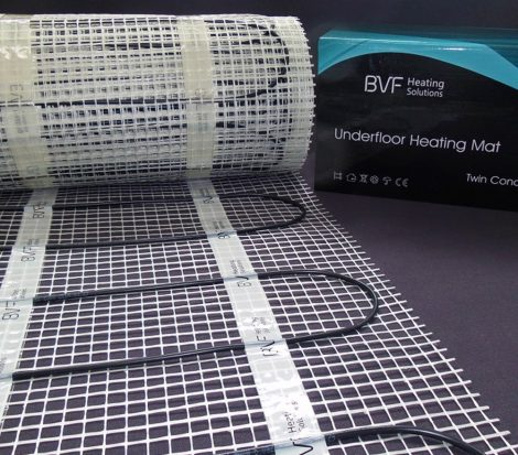 BVF H-MAT/100W 1,5m2 150W