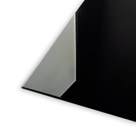 BVF PG ÜVEG FEKETE Infrapanel 600W  60x90cm