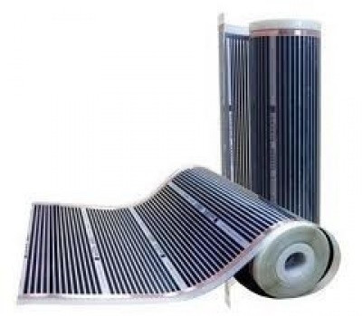Infra Fűtőfilm 130W/méter 130W/nm