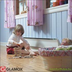 GLAMOX TLO03  250W  digitális termosztáttal
