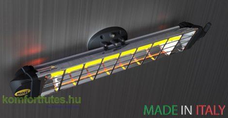 MOEL FIORE 1200W Infra hősugárzó - M766 fekete