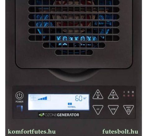 Home 360M - légtisztító és ózongenerátor készülék: 5 az 1-ben