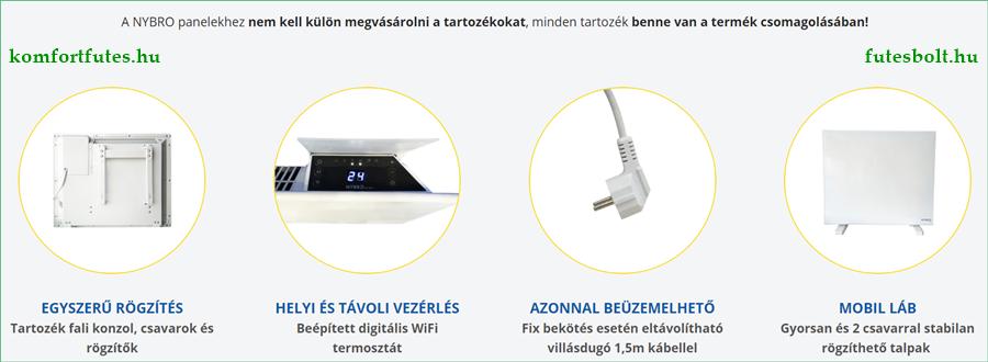 Nybro bvf fűtőpanel fűtésbolt.hu